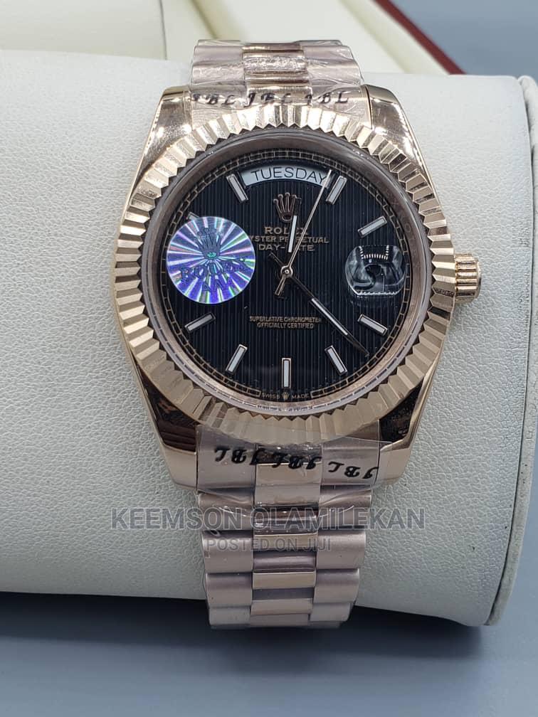 Rolex Chain Watch