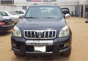 Toyota Land Cruiser Prado 2006 Black   Cars for sale in Lagos State, Ikeja