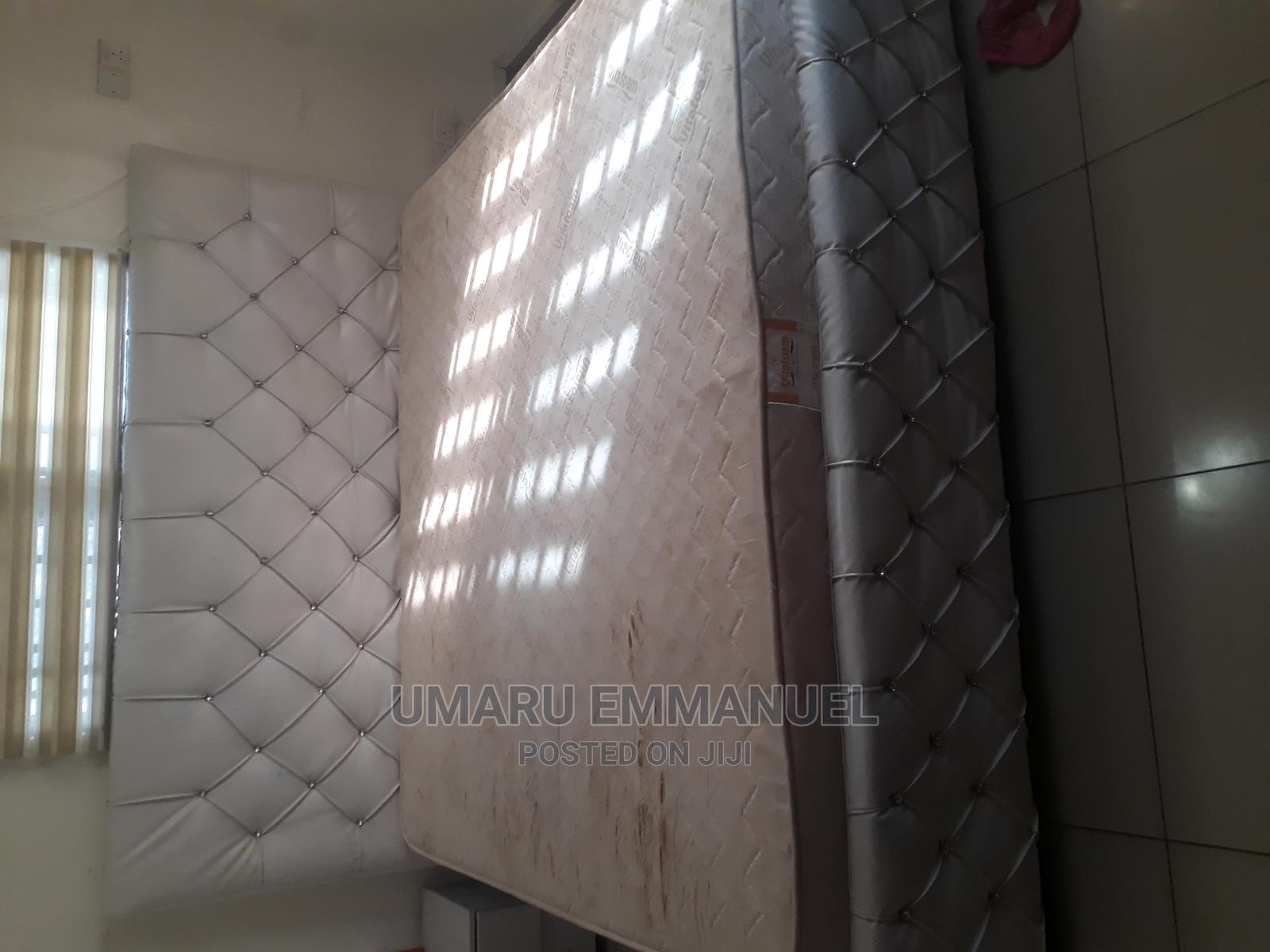 5 by 6 Bed | Furniture for sale in Kubwa, Abuja (FCT) State, Nigeria