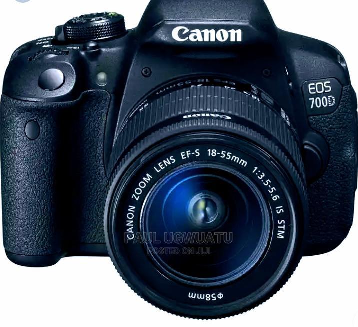 Digital Filming Camera