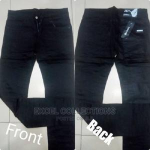 Mens Non Fade Black Jeans. | Clothing for sale in Lagos State, Surulere