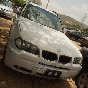 BMW X3 2007 White   Cars for sale in Abuja (FCT) State, Gwarinpa