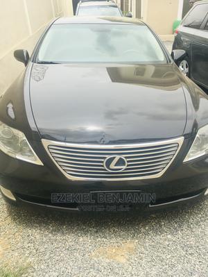 Lexus LS 2008 460 Black | Cars for sale in Lagos State, Ojodu