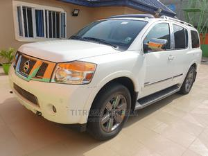 Nissan Armada 2014 White | Cars for sale in Lagos State, Ikeja