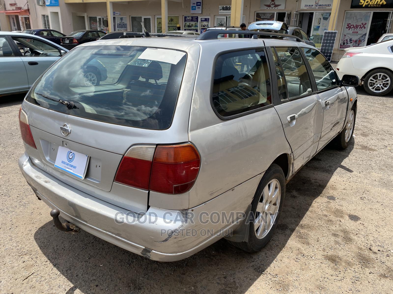 Nissan Primera 2001 Wagon Silver | Cars for sale in Ilorin South, Kwara State, Nigeria