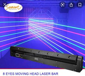 8 Eyes Bar Laser | Stage Lighting & Effects for sale in Lagos State, Ojo