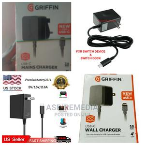 Griffin Premium Powerblock Wall Charger 45 Watt for Usb-C   Accessories & Supplies for Electronics for sale in Lagos State, Alimosho