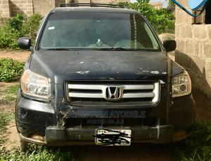 Honda Pilot 2006 EX 4x4 (3.5L 6cyl 5A) Black | Cars for sale in Oyo State, Oluyole