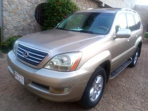 Lexus GX 2005 470 Sport Utility Gold   Cars for sale in Oyo State, Ibadan