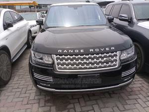 Land Rover Range Rover Sport 2016 Black | Cars for sale in Lagos State, Ajah
