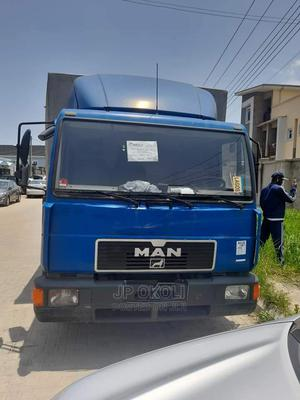 Man Truck 2016 Model 8.163 It Has No Problem   Trucks & Trailers for sale in Lagos State, Ojo