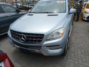 Mercedes-Benz M Class 2014 Blue   Cars for sale in Lagos State, Lekki