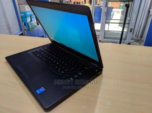 Laptop Dell Latitude 14 E5450 4GB Intel Core I5 HDD 500GB   Laptops & Computers for sale in Lagos State, Ikeja