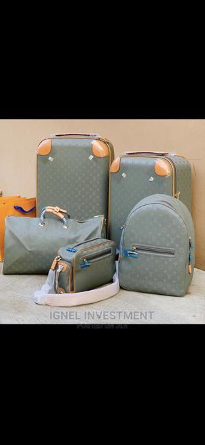 Louis Vuitton Titanium Set Luggage   Bags for sale in Lagos State, Lagos Island (Eko)