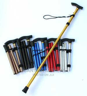 Adjustable Walking / Hiking Stick / Cane | Medical Supplies & Equipment for sale in Abuja (FCT) State, Wuse