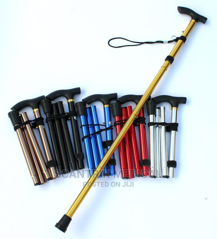 Adjustable Walking / Hiking Stick / Cane