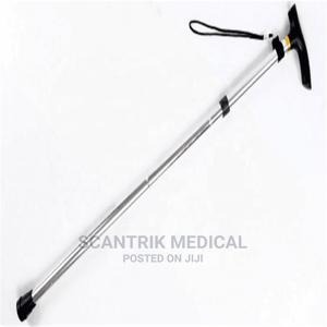 Two Sections Adjustable Aluminum Walking Cane   Medical Supplies & Equipment for sale in Abuja (FCT) State, Abaji