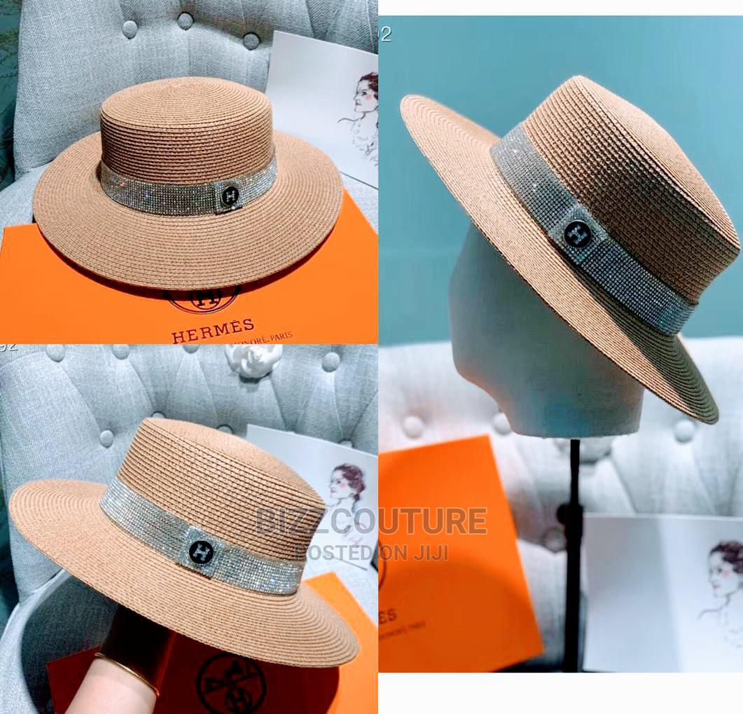 High Quality Hermers Ladies Beach Hat | Clothing Accessories for sale in Magodo, Lagos State, Nigeria