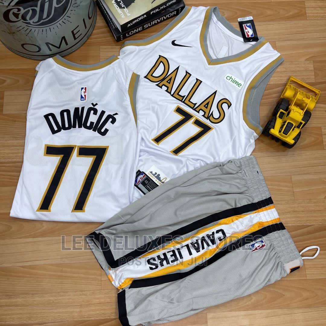 Original NBA Jersey