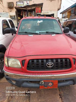 Toyota Tacoma 2001 Red   Cars for sale in Lagos State, Isolo