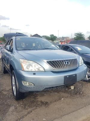 Lexus RX 2008 Blue   Cars for sale in Lagos State, Apapa