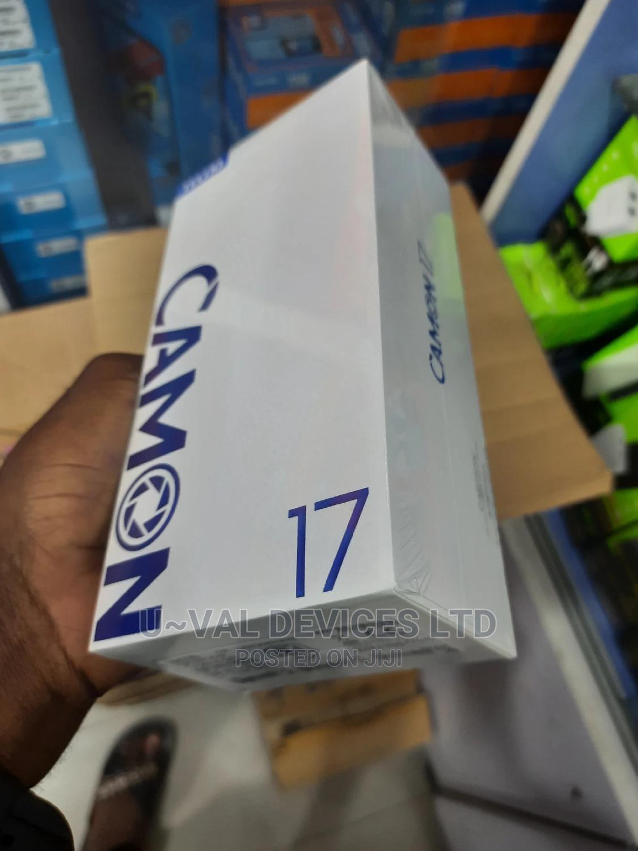 New Tecno Camon 17 128 GB Gold