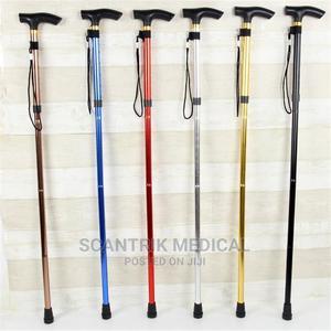 Medical Cane Old Man Walking Stick | Medical Supplies & Equipment for sale in Abuja (FCT) State, Garki 1