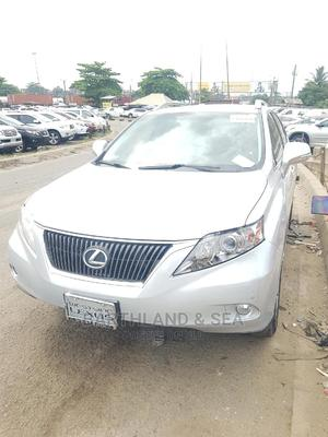 Lexus RX 2010 Silver | Cars for sale in Lagos State, Apapa