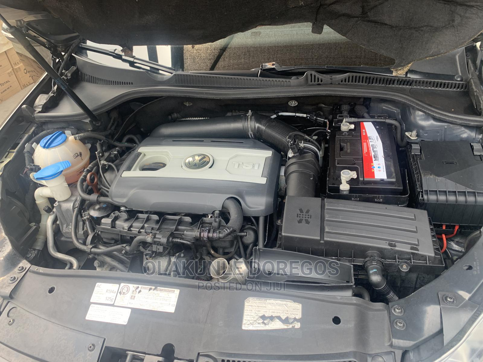 Volkswagen Golf GTI 2012 Black | Cars for sale in Ikeja, Lagos State, Nigeria