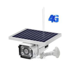 Solar Powered Wifi IP IP67 CCTV Camera   Security & Surveillance for sale in Lagos State, Ikorodu