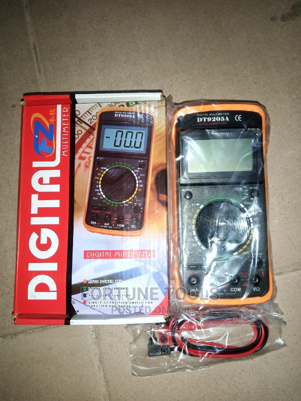 Original FZ Digital Multimeter.   Measuring & Layout Tools for sale in Lagos Island (Eko), Lagos State, Nigeria
