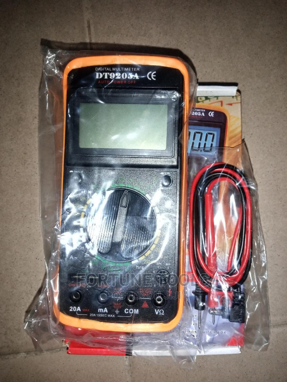 Original FZ Digital Multimeter.