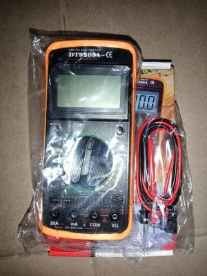 Original FZ Digital Multimeter.   Measuring & Layout Tools for sale in Lagos State, Lagos Island (Eko)