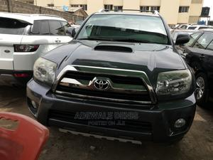 Toyota 4-Runner 2007 Limited 4x4 V6 Gray | Cars for sale in Lagos State, Ikeja