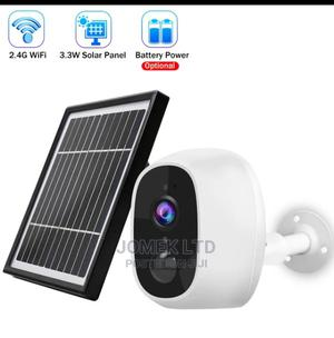 Low Power Solar Wifi Bullet Camera | Security & Surveillance for sale in Lagos State, Ikeja