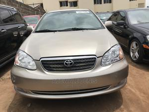 Toyota Corolla 2006 LE Gold | Cars for sale in Lagos State, Ikeja
