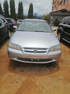Honda Accord 2000 Silver | Cars for sale in Lagos State, Ojo