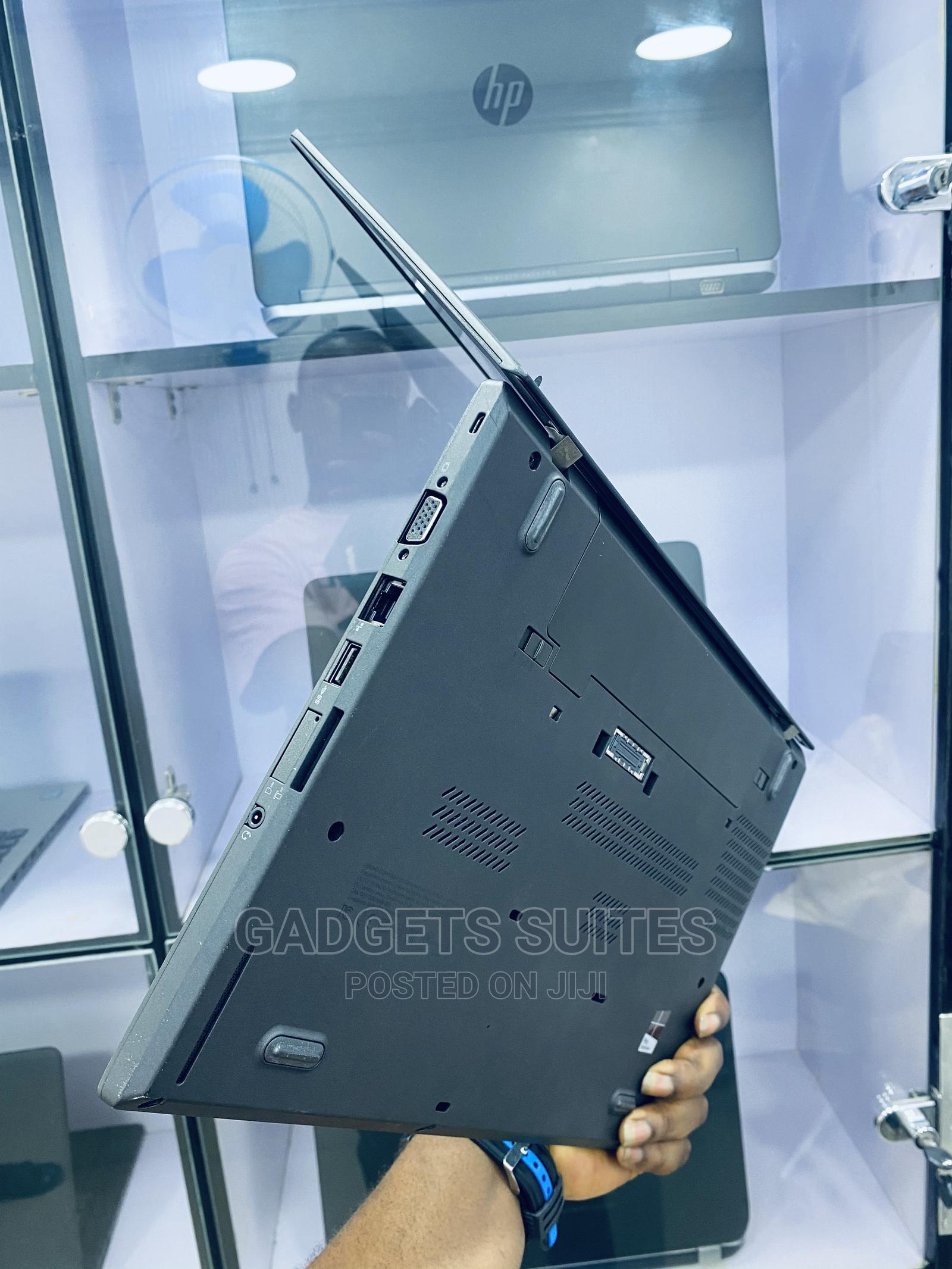 Laptop Lenovo ThinkPad T450 8GB Intel Core I5 HDD 500GB   Laptops & Computers for sale in Ikeja, Lagos State, Nigeria