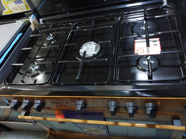 Maxi Gas Cooker 6buner