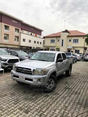 Toyota Tacoma 2007 Silver | Cars for sale in Lagos State, Magodo