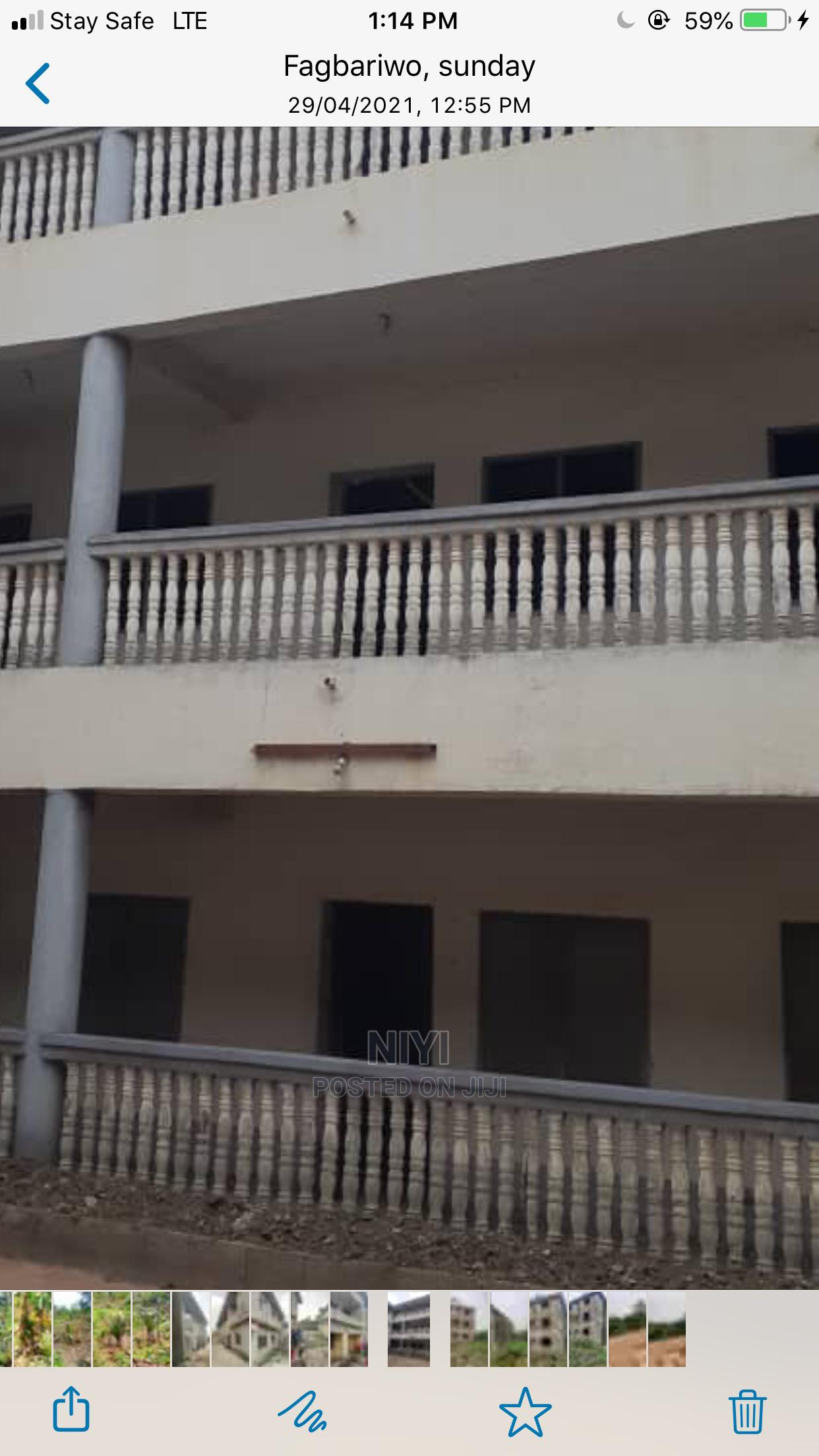 2 Storey School Building With C of O for Sale | Commercial Property For Sale for sale in Amuwo-Odofin, Lagos State, Nigeria