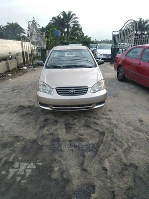 Toyota Corolla 2004 LE Gold | Cars for sale in Delta State, Warri