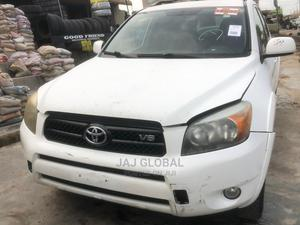 Toyota RAV4 2008 3.5 Sport 4x4 White   Cars for sale in Lagos State, Isolo