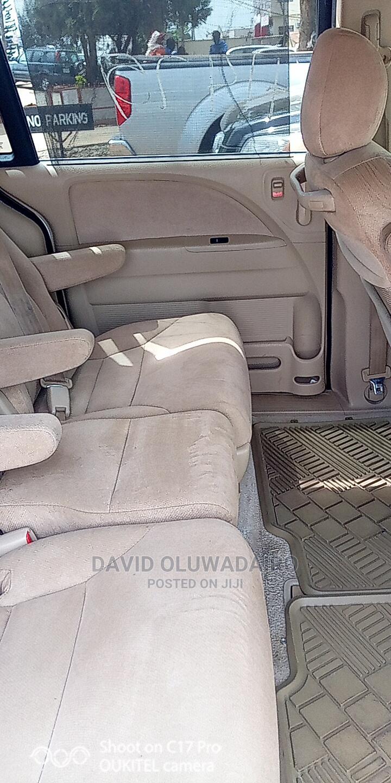 Archive: Honda Odyssey 2007 EX White