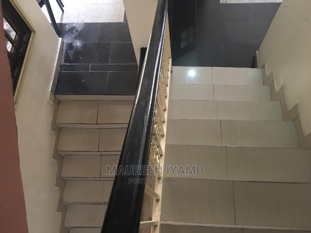 Executive and Decent 4 Bedroom Terrace Duplex With a Room Bq | Houses & Apartments For Sale for sale in Yaba, Lagos State, Nigeria
