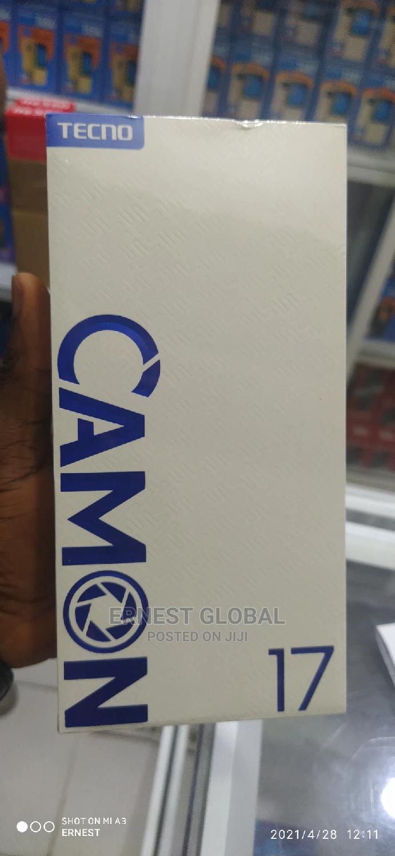 New Tecno Camon 17 128 GB