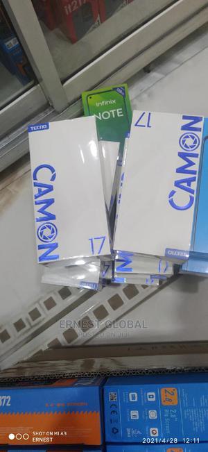 New Tecno Camon 17 128 GB   Mobile Phones for sale in Lagos State, Ikeja