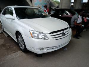 Toyota Avalon 2007 White | Cars for sale in Lagos State, Apapa