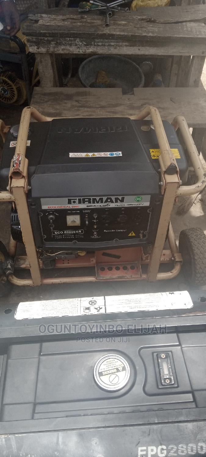 10.0kva Fireman Generator | Electrical Equipment for sale in Akure, Ondo State, Nigeria