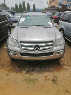 Mercedes-Benz GL Class 2008 Gray | Cars for sale in Lagos State, Ojo